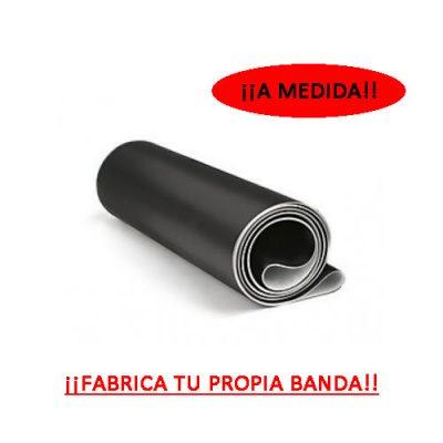 BANDAS A MEDIDA PARA CINTAS DE CORRER